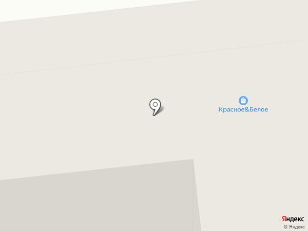 Янтарный колос на карте Липецка