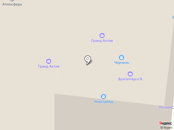 АСК-ЧЕРНОЗЕМЬЕ на карте Липецка