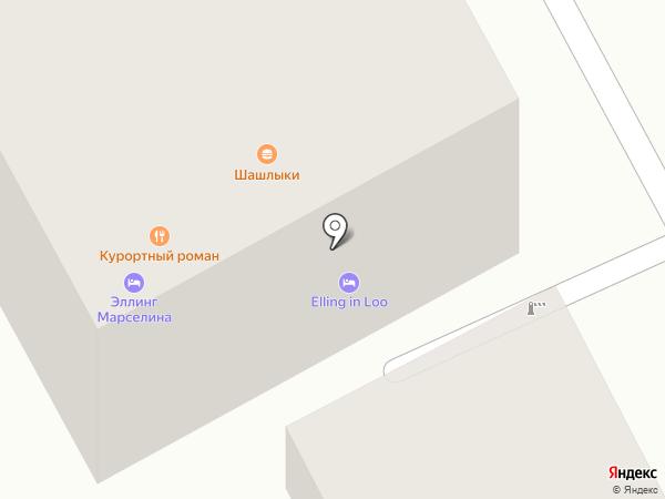 Музей восковых фигур на карте Сочи