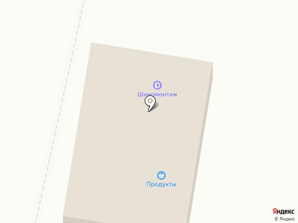 АНИМЭ на карте Орлово