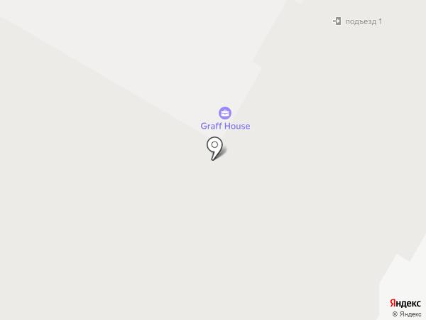 GRAFF HOUSE на карте Липецка