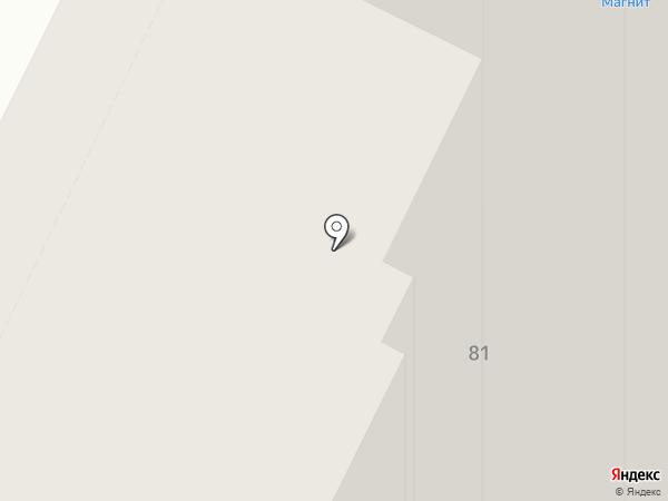 Янтарь на карте Липецка