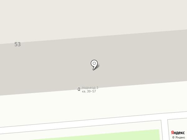 Баба-Йога на карте Липецка