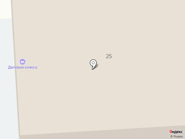 Форвард на карте Липецка