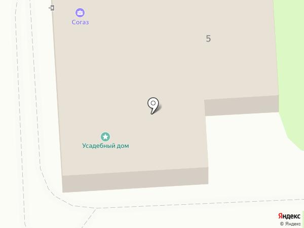 СОГАЗ на карте Липецка