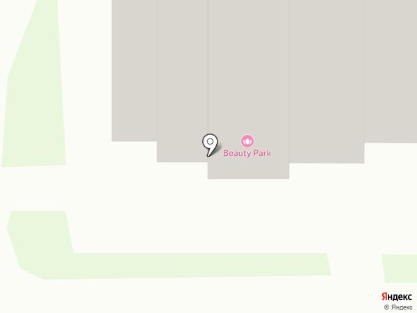 Beauty park на карте Ростова-на-Дону