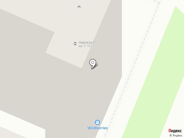 Farfor на карте Липецка