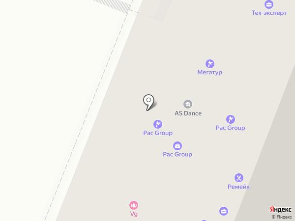М-Тюнинг на карте Липецка