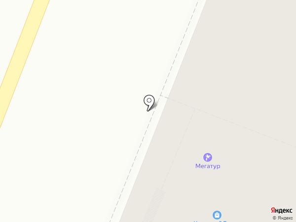 ЛяФам на карте Липецка