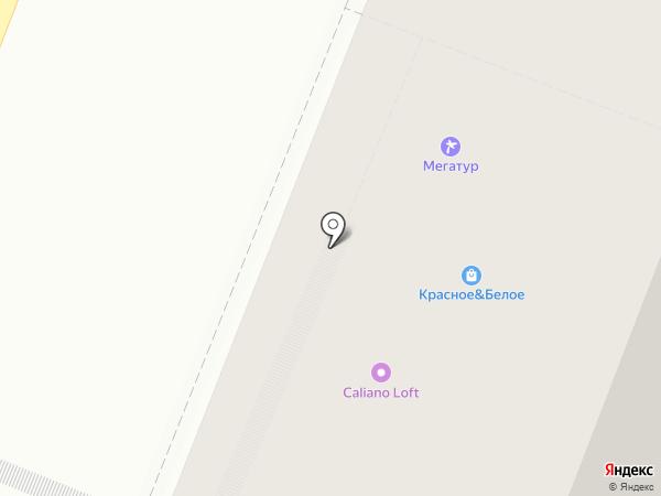 Агроснабсервис на карте Липецка