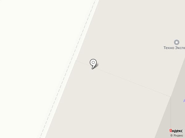 Телекор на карте Липецка