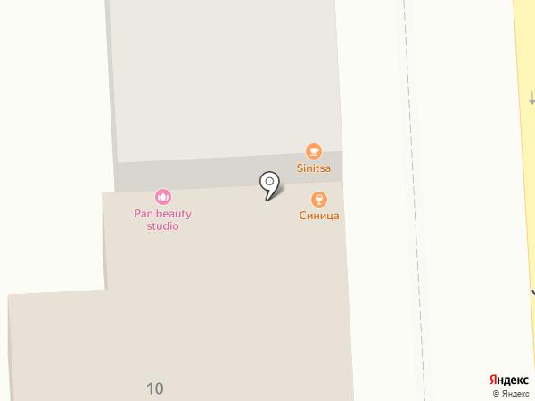 TATTOO CENTER на карте Липецка