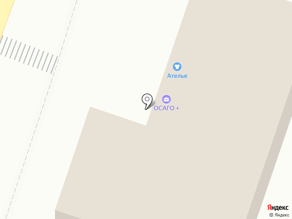 ОСАГО+ на карте Липецка