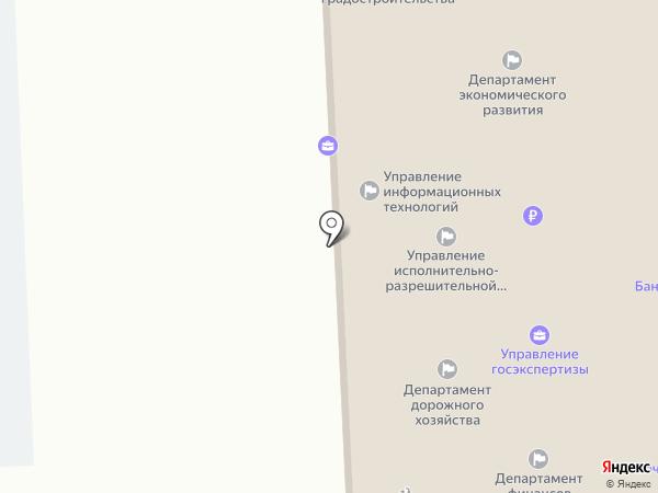Истоки на карте Липецка