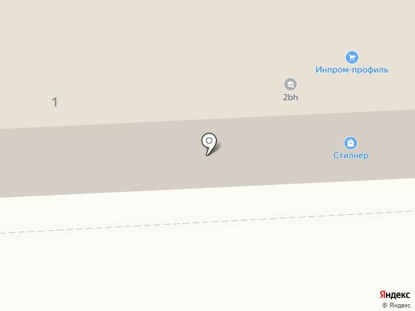 Магазин медицинской одежды на карте Липецка