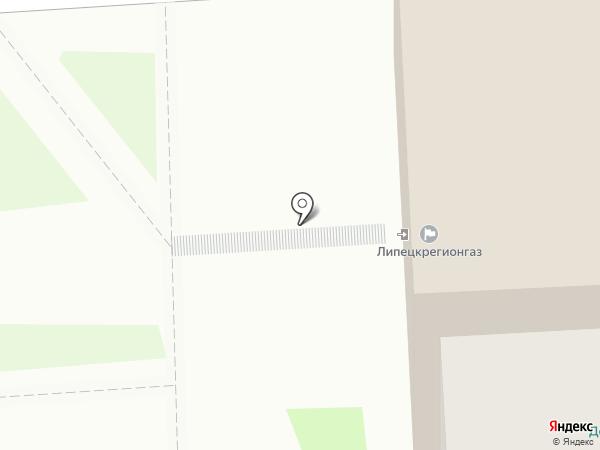 360 на карте Липецка