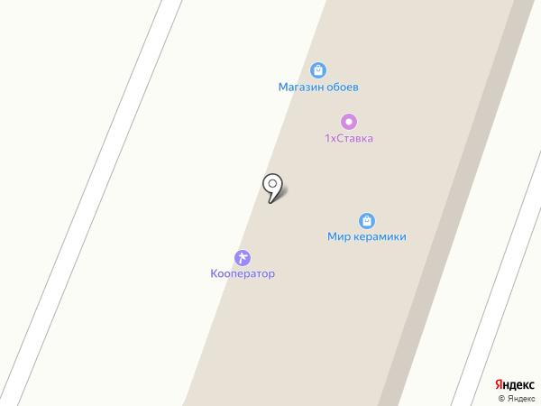 Медынь на карте Липецка