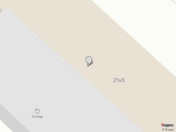 Артэкс Трансхолод на карте Липецка