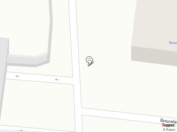Вишневый сад на карте Ленинавана