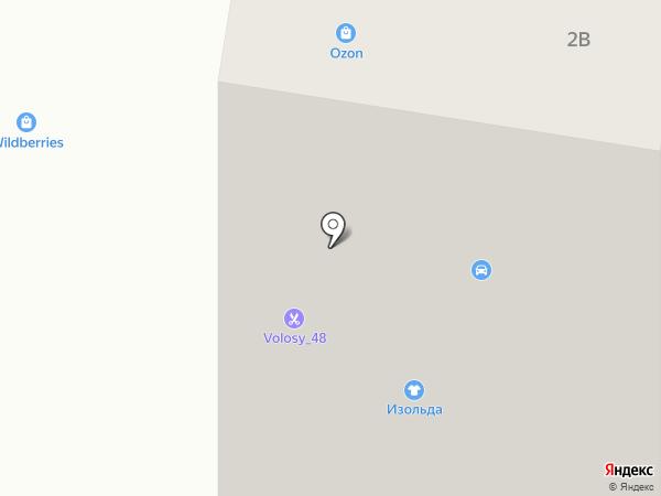 ДаянаART на карте Липецка