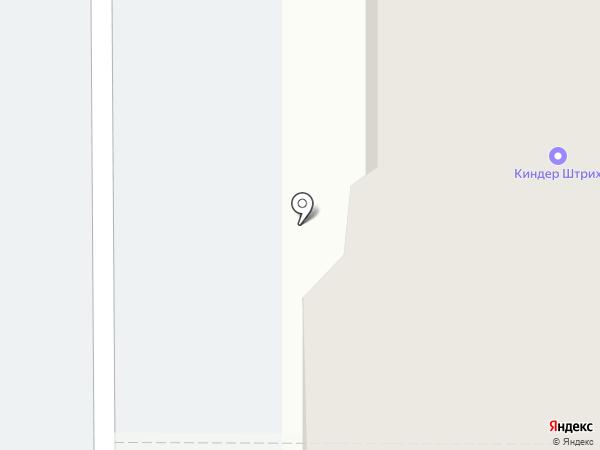 Липецк Окно Сервис на карте Липецка
