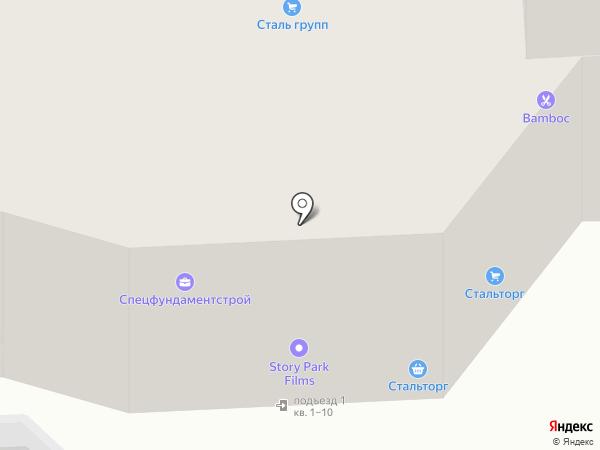 Кругосветка на карте Липецка