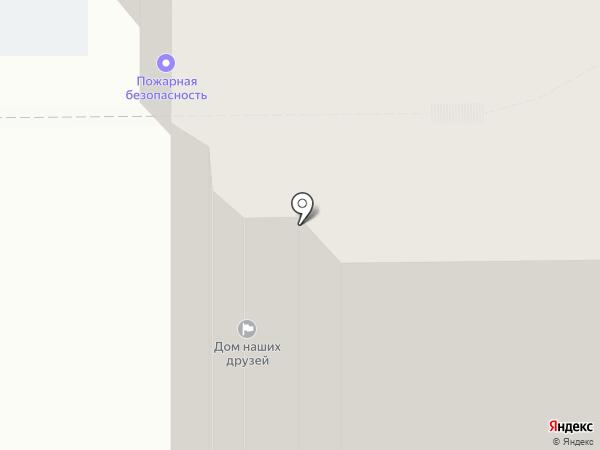 Легкий Переезд на карте Липецка