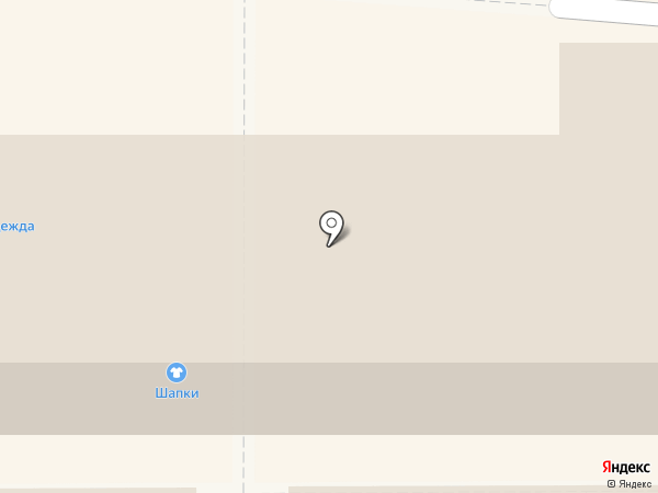 Магазин головных уборов на карте Липецка
