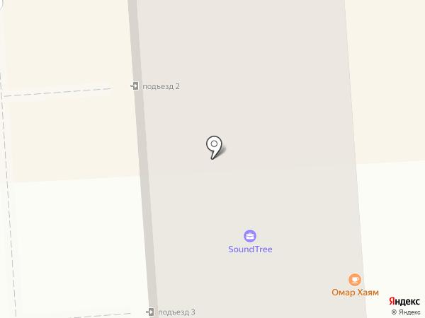 Продукты на карте Липецка