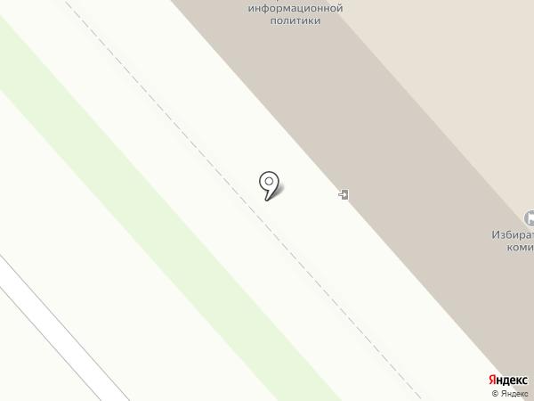 Правовое управление Администрации Липецкой области на карте Липецка