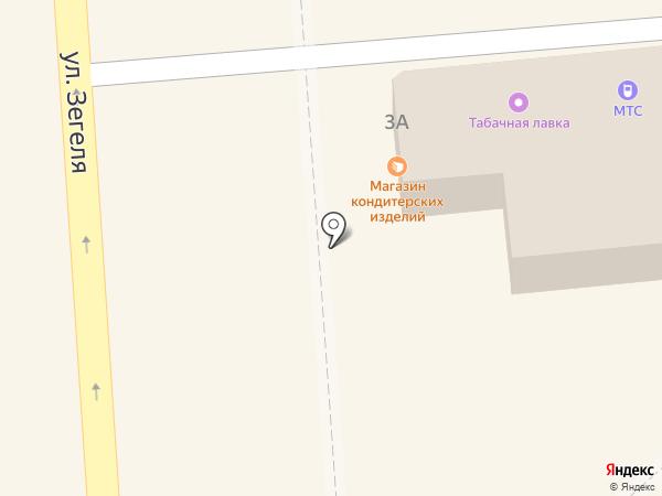 Липецкий фермер на карте Липецка