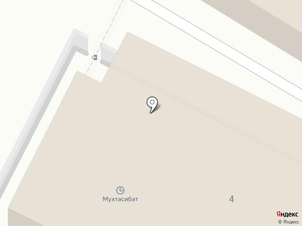 Рязанский Мухтасибат на карте Рязани