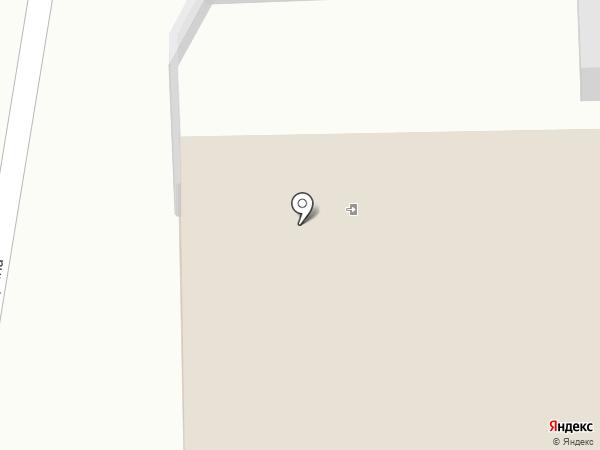 Клувер на карте Липецка