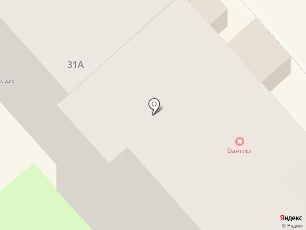 Маяк на карте Липецка