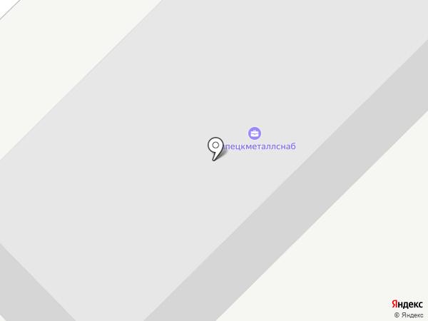 МеЛиСС на карте Липецка