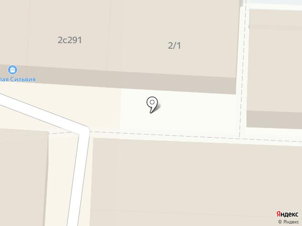 Малая Сильвия на карте Липецка
