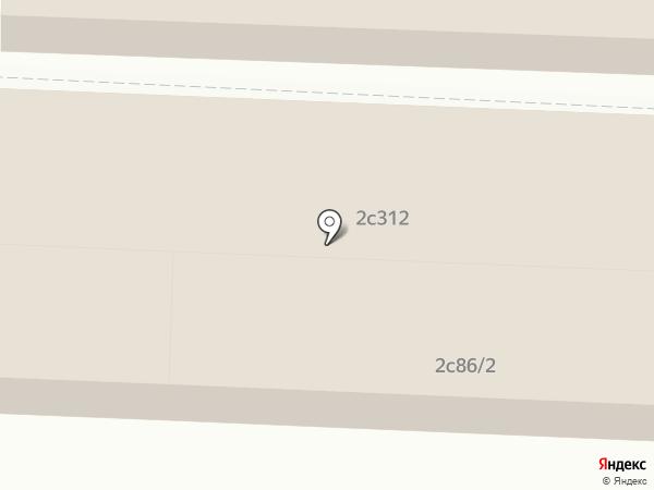 Люстроград на карте Липецка