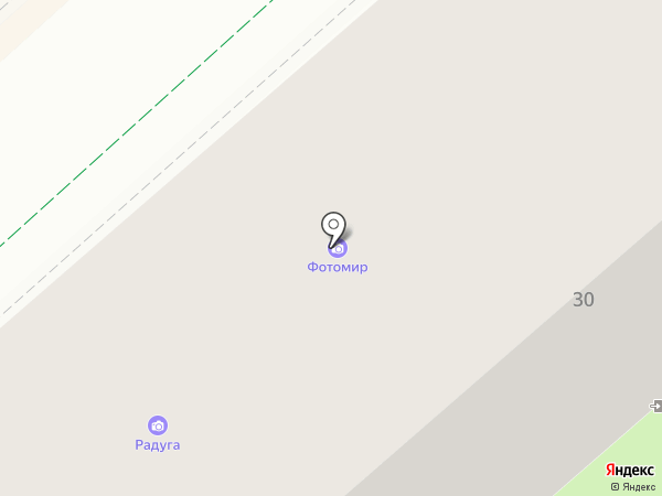 Норма на карте Липецка