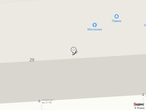 Райские острова на карте Липецка
