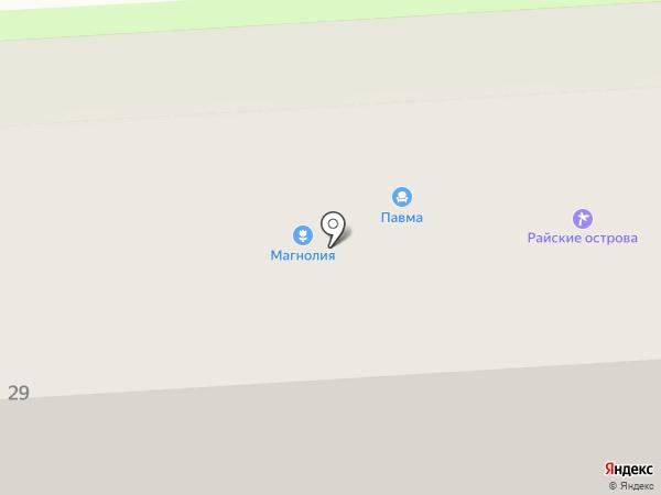 Табачная лавка на карте Липецка