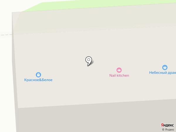 Iris на карте Липецка