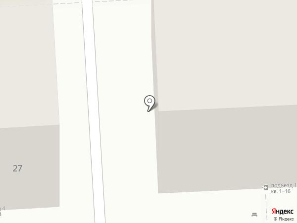 Неаполь на карте Липецка