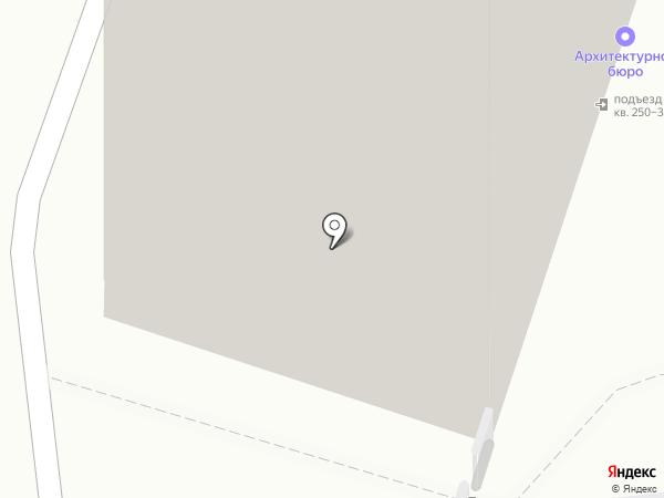 Строймастер на карте Липецка