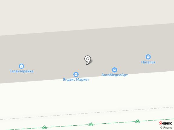 Квартет на карте Липецка