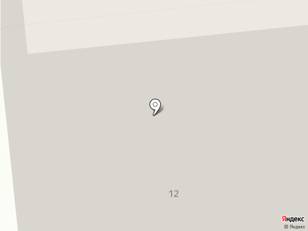 Апрель-М на карте Липецка