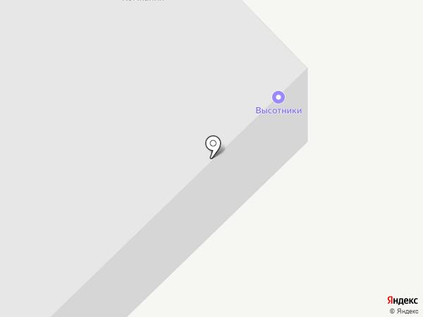 Ланс на карте Рязани