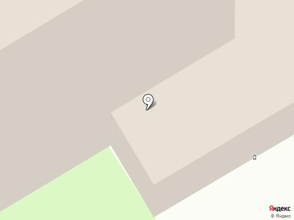 Массажный кабинет на карте Липецка