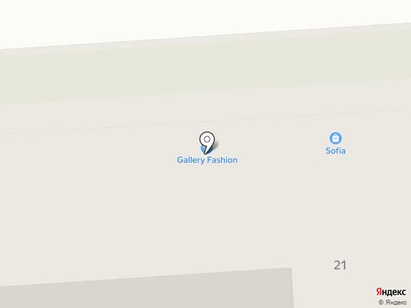 Imperial на карте Липецка