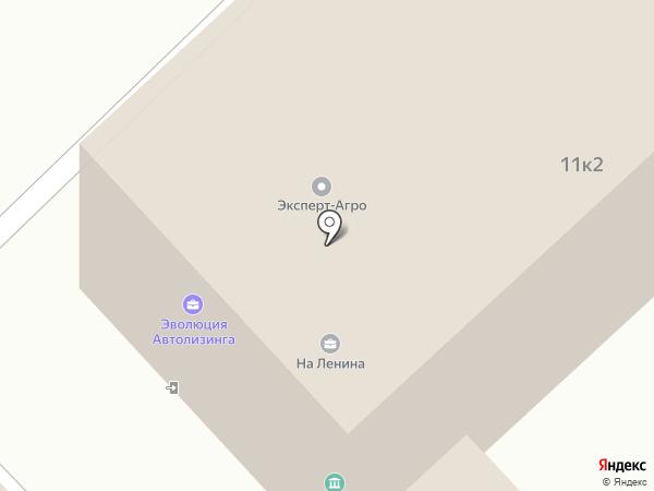 Лукойл-Гарант на карте Липецка