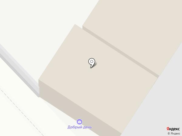 Строй Актив на карте Липецка